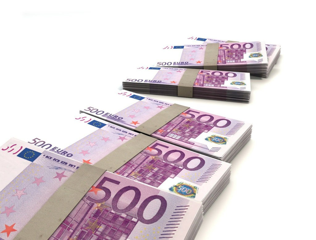 Wynagrodzenie w euro