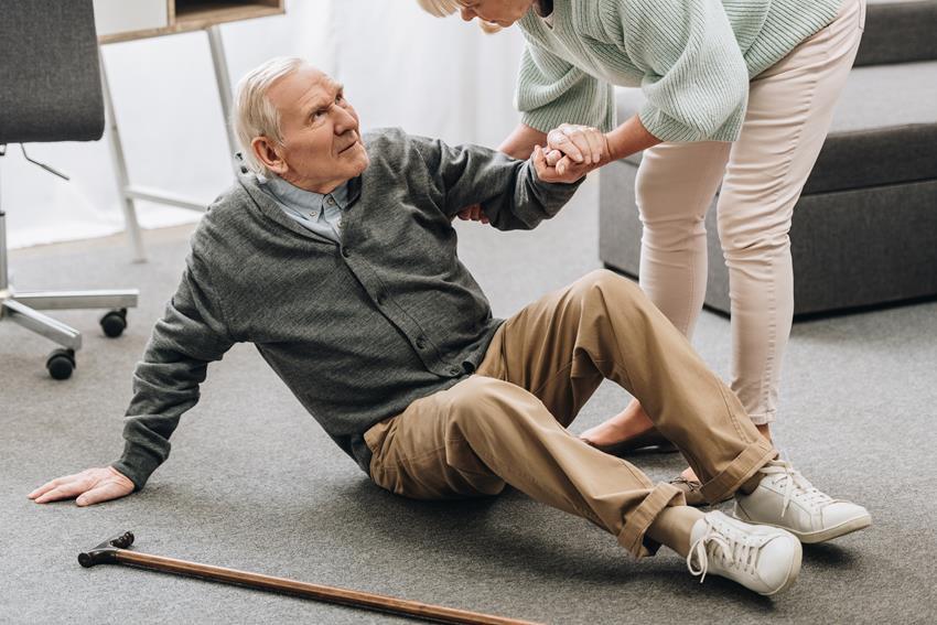 Upadek osoby starszej