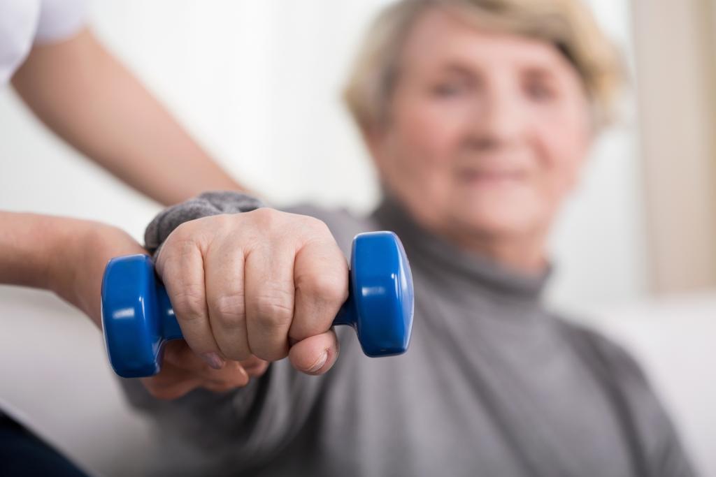 ćwiczenia dla osób chorych po udarze